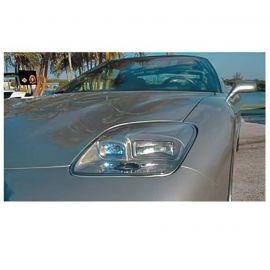 97-04 Lemans Style Racing Fixed Headlight Kit