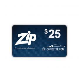 $25 Zip Gift Card