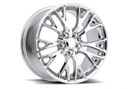 """05-18 """"Z06 Style"""" Chrome Wheel Set"""