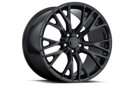 "15-18 ""Z06 Style"" Competition Grey Wheel Set"
