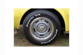 69-82 Rally Wheel Package w/Stainless Trim Rings