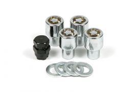 1976-1982 Corvette Aluminum Wheel Locking Lug Nut Kit