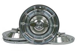 56-58 Hubcap Set (US Made)