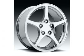 97-04 2000 Style Chrome Reproduction Wheels