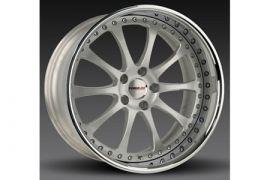 "2006-2013 Corvette Z06/ZR1 Forgeline ZX3P 3-Piece Premier Alloy Wheels (19""x10""/20""x12.5"")"