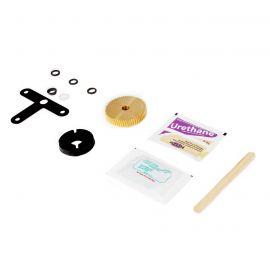 00-04 Brass Headlight Motor Gear Kit