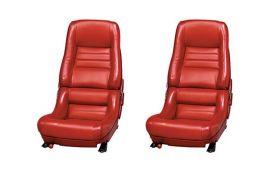 78 Pace & 79-82 Seat Covers (Leather-Like)