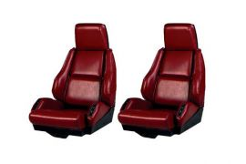 84-88 Sport Seat Covers - Perforated (Leather-Like)