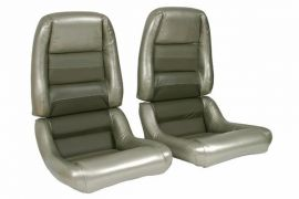 82 Collector Edition Mounted Seat Covers & Foam (100% Leather)