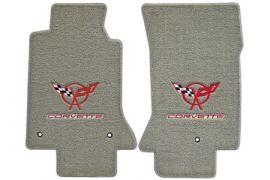 """1997-2004 Corvette Lloyd Ultimat Floor Mats w/C5 Emblem & """"Corvette"""""""