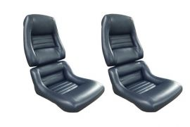 78 Pace & 79-82 Mounted Seat Covers & Foam (100% Leather)