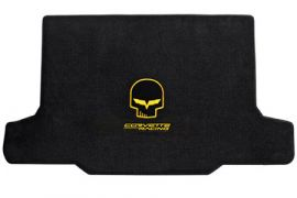 "2005-2013 Corvette Lloyd Ultimat Cargo Mat w/""Jake"" & ""Corvette Racing"""