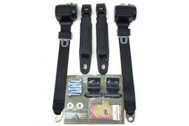68-74 3-Point Seat Belt Conversion w/Push Button Buckle