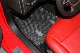 2014-2018 Corvette Floor Clear Protector Mat