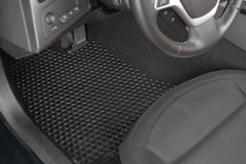 2005-2007E Corvette Rubbertite Floor Mats
