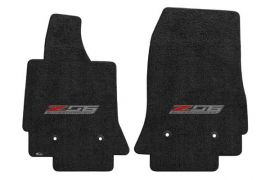 15-18 Lloyd Ultimat Floor Mats w/Z06 Logo (Interior Color)