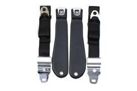 68L-71 Seat Belt Set - Lap Belt Only (Reproduction)