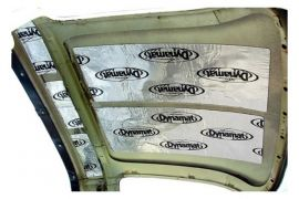 63-67 Coupe Dynamat Xtreme Roof Sound Deadening Kit