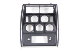 78-82 Center Console Gauge Bezel (Clock Option)