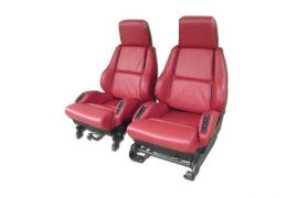 84-88 Sport Seat Covers - Perforated (Leather)
