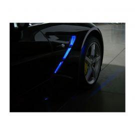 14-19 Fender Side Cove & Hood Vent LED Lighting Kit (Single Color/Function Remote)