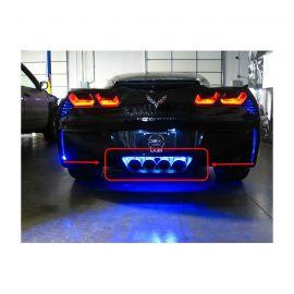 14-19 Rear Exhaust LED Lighting Kit (Single Color)