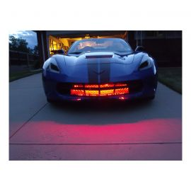 14-19 Front Grill LED Add-On Lighting Kit (Single Color)