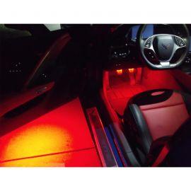 14-19 Door Puddle (Under Door) LED Lighting Kit (Single Color)