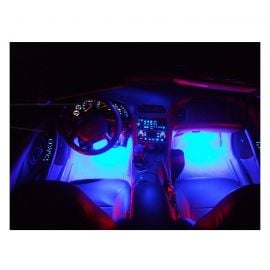 97-04 Interior Footwell LED Lighting Kit (Single Color)