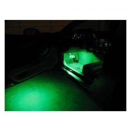 97-04 Door Puddle (Under Door) & Interior Footwell LED Lighting Kit (Single Color)