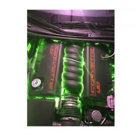 05-13 Engine Fuel Rail Cover Superbright LED Lighting Kit (Single Color/Function Remote)