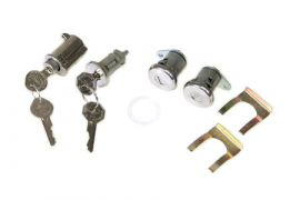 1967 Corvette Complete Lock Set
