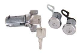 69-73 Ignition & Door Lock Set