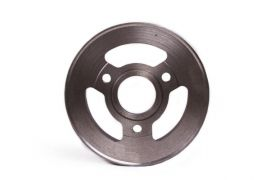 65-69E 396/427 Crank Pulley (Double Groove)