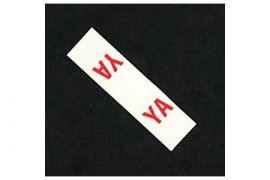 """1967-1972 Corvette Master Cylinder Bail Decals """"YA"""""""