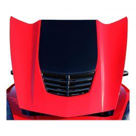 15-19 Z06/Z07 OEM Style Carbon Flash Stinger Hood Decal