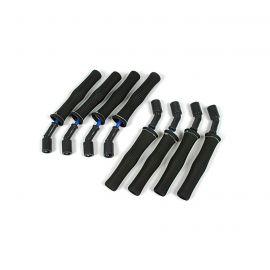 97-13 Zip Hi-Performance Shielded Spark Plug Wires (Blue)
