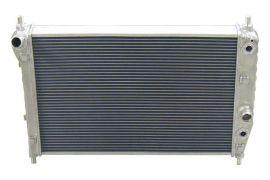 05-13 Auto, 07-13 Z51 & 06-13 LS7 Direct Fit Aluminum Radiator