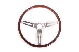 63-68 Corso Feroce LT-15 Hardwood Steering Wheel