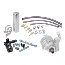 63-82 Flaming River Power Steering Pump Kit (For use FR Rack & Pinion)