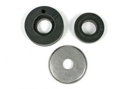 1963-1982 Corvette Front Differential Mount Cushions (Restoration Poly)