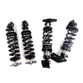 89-96 Front & Rear Coilover System (Double Adjustable - Street Springs)