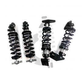 89-96 Front & Rear Coilover System (Single Adjustable - Street Springs)