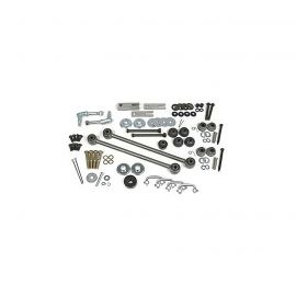 63-77 Rear Suspension Rebuild Kit (7-Leaf HD Spring)