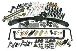 1963-1977 Corvette Performance Suspension Package