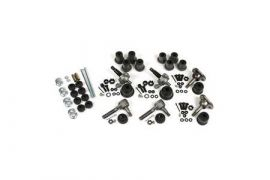 63-82 Front Suspension Standard Rebuild Kit (Rubber)