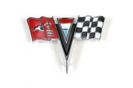 1963-1964 Corvette Nose Emblem