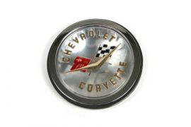 58-60 Front & 58-61 Rear Gold Emblem, Bezel and Backplate Set