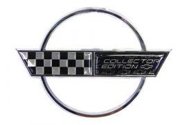 96 Collector Fuel Door Emblem