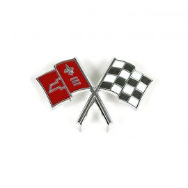 1966 Corvette Nose Emblem